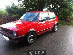 VOLKSWAGEN Golf GTI 1 1800 (Photo 1)