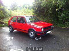 VOLKSWAGEN Golf GTI 1 1800 (Photo 2)