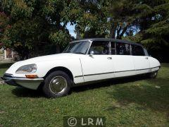 CITROËN DS Limousine (Photo 1)