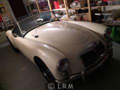 MG A cabriolet (Photo 1)