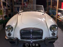 MG A cabriolet (Photo 2)