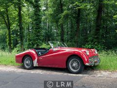 TRIUMPH TR3 (Photo 2)