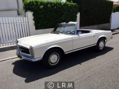 MERCEDES Pagode 280 SL (Photo 1)