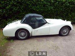 TRIUMPH TR3 A (Photo 4)