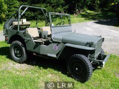 JEEP WILLYS HOTCHKISS (Photo 1)
