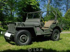 JEEP WILLYS HOTCHKISS (Photo 2)