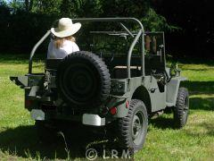 JEEP WILLYS HOTCHKISS (Photo 4)