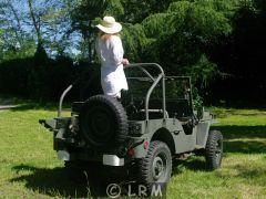 JEEP WILLYS HOTCHKISS (Photo 5)
