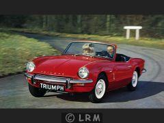 TRIUMPH Spitfire MK3 (Photo 1)
