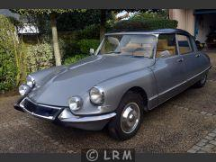 CITROËN DS 19 Pallas Découvrable (Photo 1)