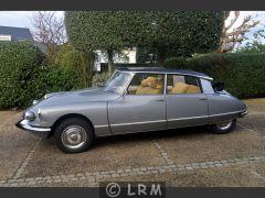 CITROËN DS 19 Pallas Découvrable (Photo 2)