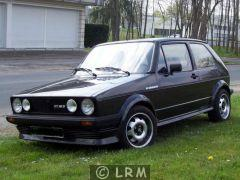 VOLKSWAGEN Golf 1 Oettinger (Photo 1)