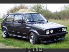 VOLKSWAGEN Golf 1 Oettinger (Photo 3)