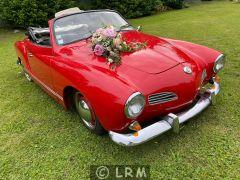 VOLKSWAGEN Karmann GHIA  (Photo 1)