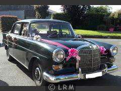 MERCEDES Heckflosse 200D  (Photo 1)