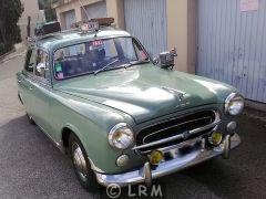 PEUGEOT 403 Taxi (Photo 1)