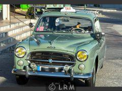 PEUGEOT 403 Taxi (Photo 2)