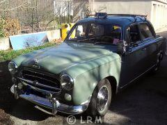 PEUGEOT 403 Taxi (Photo 3)