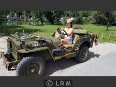 HOTCHKISS  WILLYS Jeep (Photo 2)