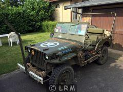 WILLYS Jeep MB (Photo 1)