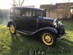 FORD A limousine (Photo 2)
