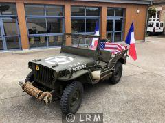 HOTCHKISS Jeep Willys M201 (Photo 1)