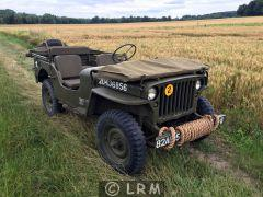 HOTCHKISS Jeep Willys M201 (Photo 2)