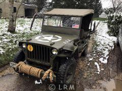 HOTCHKISS Jeep Willys M201 (Photo 5)
