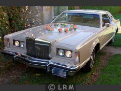 LINCOLN Continental Edition Cartier (Photo 1)