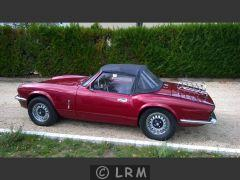 TRIUMPH Spitfire 1500 FH (Photo 2)