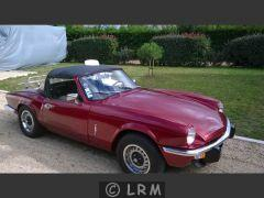 TRIUMPH Spitfire 1500 FH (Photo 3)