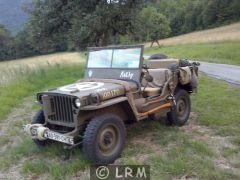 JEEP WILLYS MB (Photo 1)