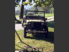 JEEP WILLYS MB (Photo 4)