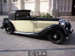 BENTLEY 3L1/2 (Photo 1)
