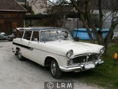 SIMCA Vedette MARLY (Photo 2)