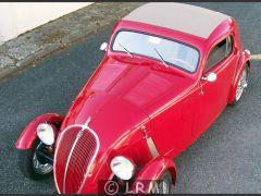 SIMCA FIAT 5 Berlinette Le Mans (Photo 1)