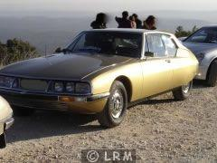 CITROËN SM INJECTION (Photo 4)