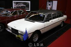 PEUGEOT 604 HLZ Limousine (Photo 4)