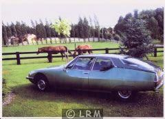 CITROËN SM (Photo 1)
