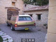 OLDSMOBILE Custom Cruiser (Photo 4)