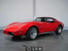 CHEVROLET Corvette (245 CV) (Photo 1)