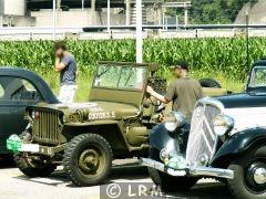 WILLYS MB Jeep (Photo 1)