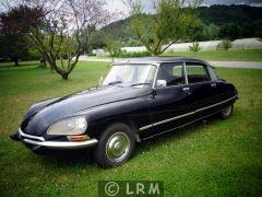 CITROËN DS 23 IE Pallas (Photo 1)