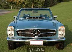 MERCEDES Pagode 280 SL (Photo 2)