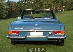 MERCEDES Pagode 280 SL (Photo 3)