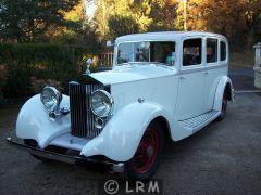 ROLLS ROYCE 25/30  Hooper (Photo 1)