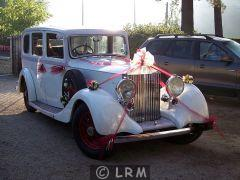 ROLLS ROYCE 25/30  Hooper (Photo 2)