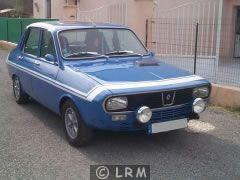 RENAULT 12 Gordini (Photo 3)