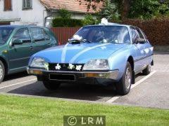 CITROËN CX Athéna (Photo 1)
