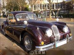 JAGUAR XK 140 coup� (Photo 1)